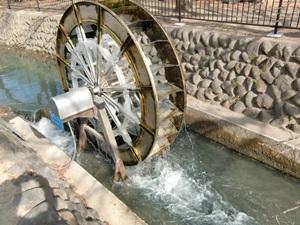 中小水力発電